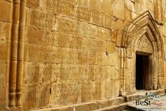 Грузия крепость Ананури