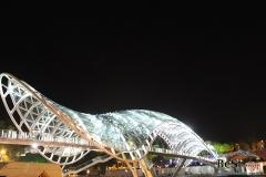 Тбилиси Стеклянный мост