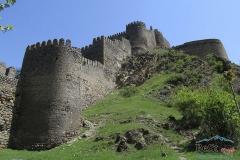 крепость горисцихе грузия