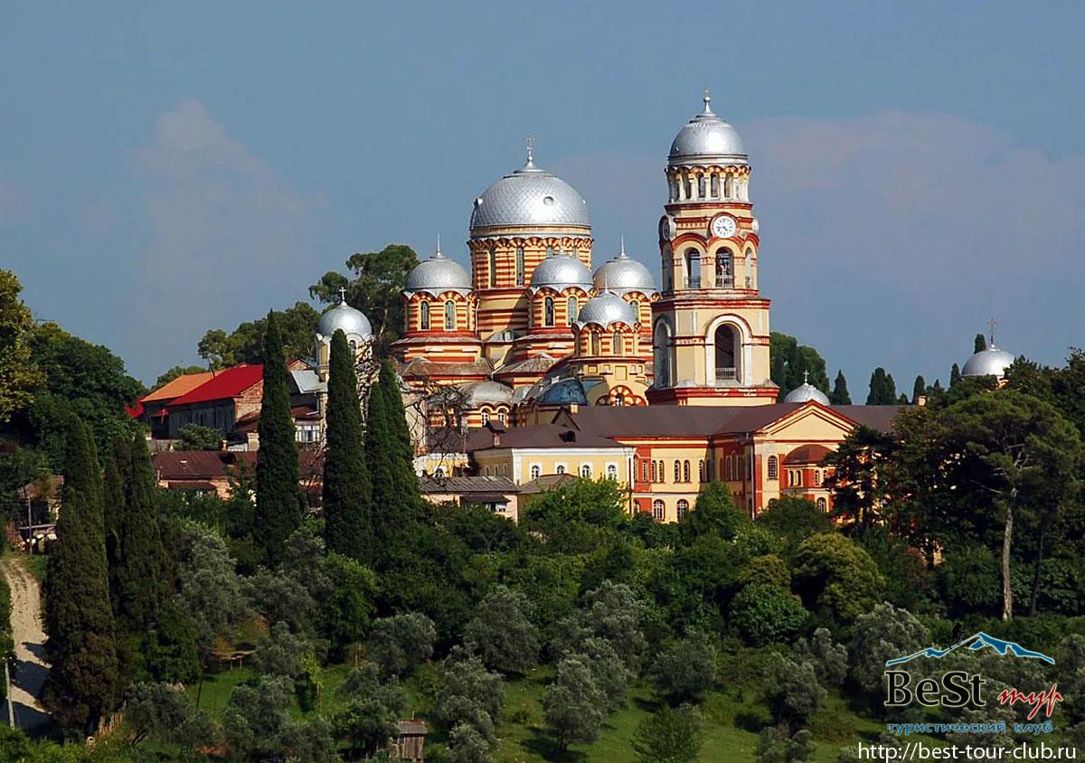 С 21 по 24 февраля тур в Абхазию