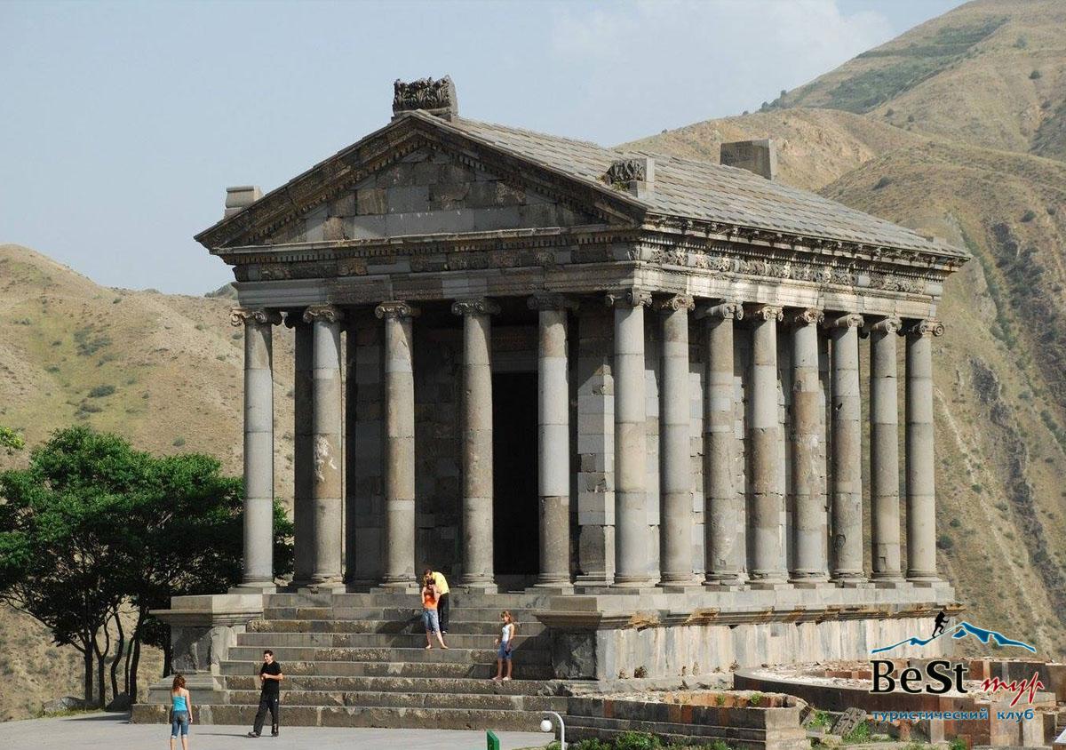 С 25 по 29 сентября тур в Армению