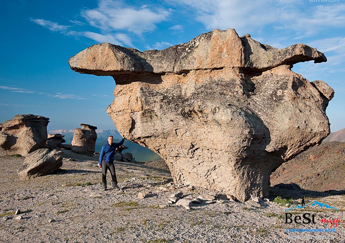 С 31 августа по 1 сентября эксклюзивный тур к тайнам Северного Приэльбрусья.