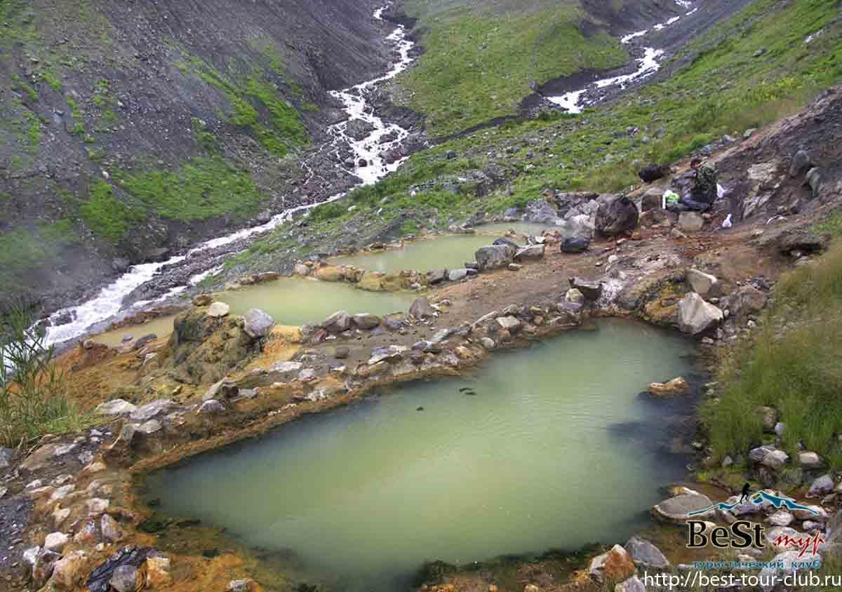 С 7 по 8 сентября джип тур Верхние Кармадонские ванны и город Мертвых.
