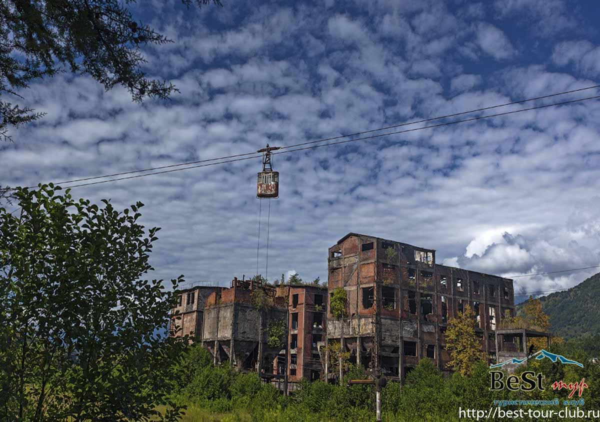 С 17 по 20 мая тур в по затерянной Абхазии
