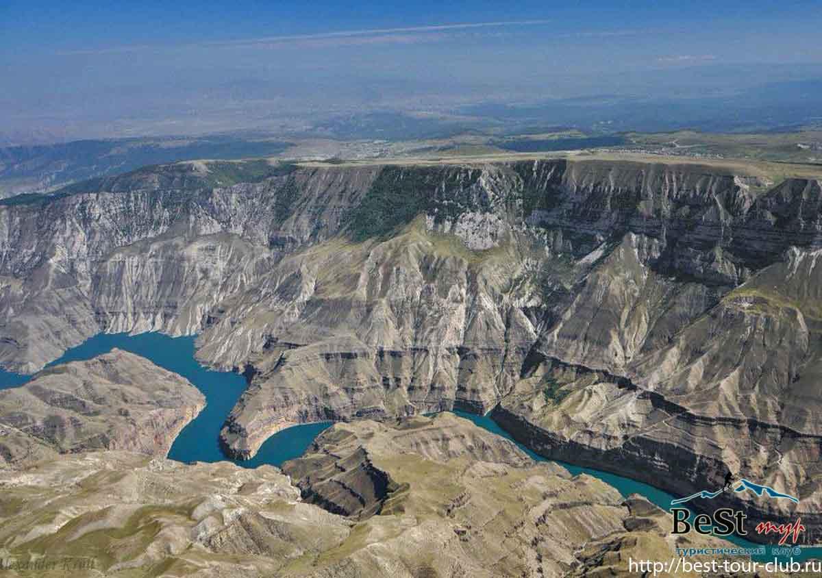 С 15 по 18 октября тур в Дагестан