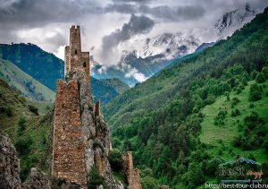 С 29 по 30 мая тур по горной Северной Осетии и Ингушетии.