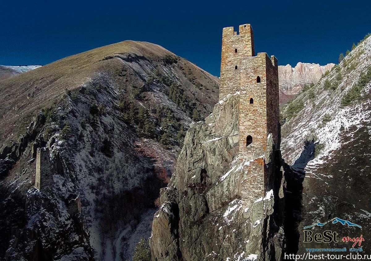 С 29 февраля по 1 марта тур по горной Осетии и Ингушетии