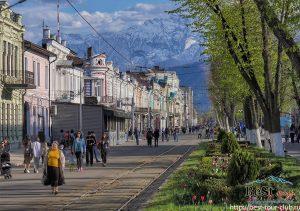 С 6 по 8 марта Тур по Северной Осетии, Владикавказу и Ингушетии